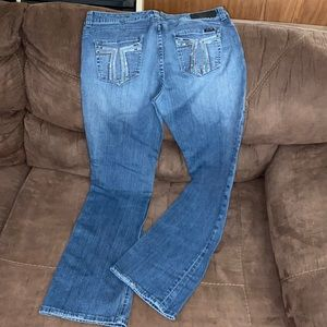 Woman's Size 14 Seven (7) jeans!